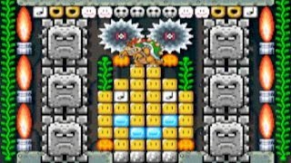 Vivid Vine Voodoo (very violent) by Igel - Super Mario Maker - No Commentary