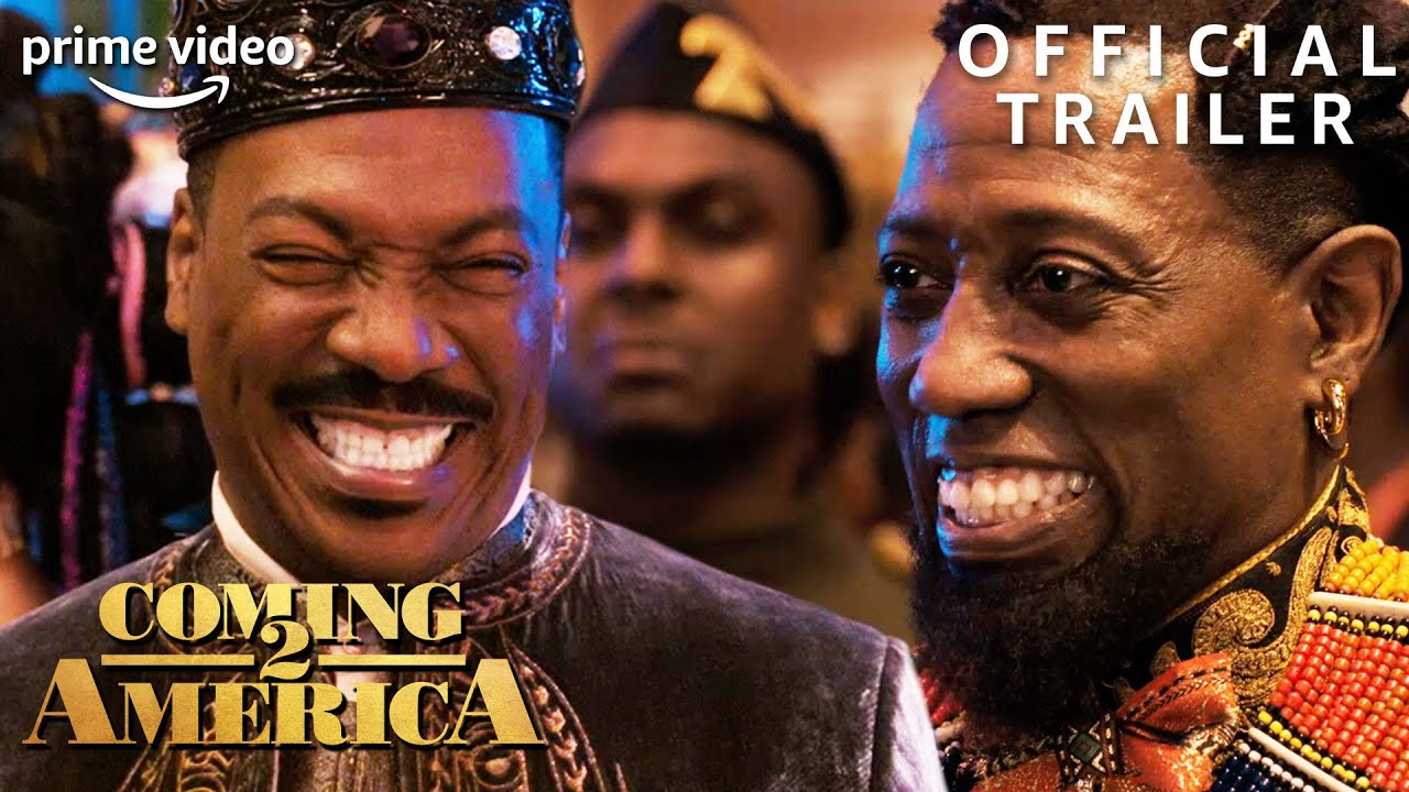 Coming 2 America | Official Trailer #2 | Prime Video