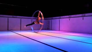 Justin Dale Cyr Wheel Demo