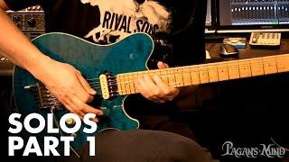 Jørn Viggo Lofstad - Guitar Solos (Part 1)