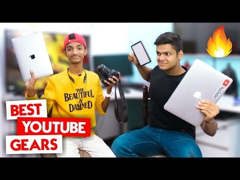 Best Camera , Laptop / Pc , Mic , Editing Software For YouTubers Ft. Prince Chandra [Expensive]
