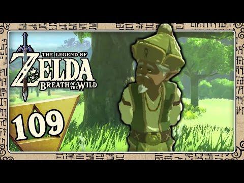 THE LEGEND OF ZELDA BREATH OF THE WILD Part 109: Rast im Stall des Waldes