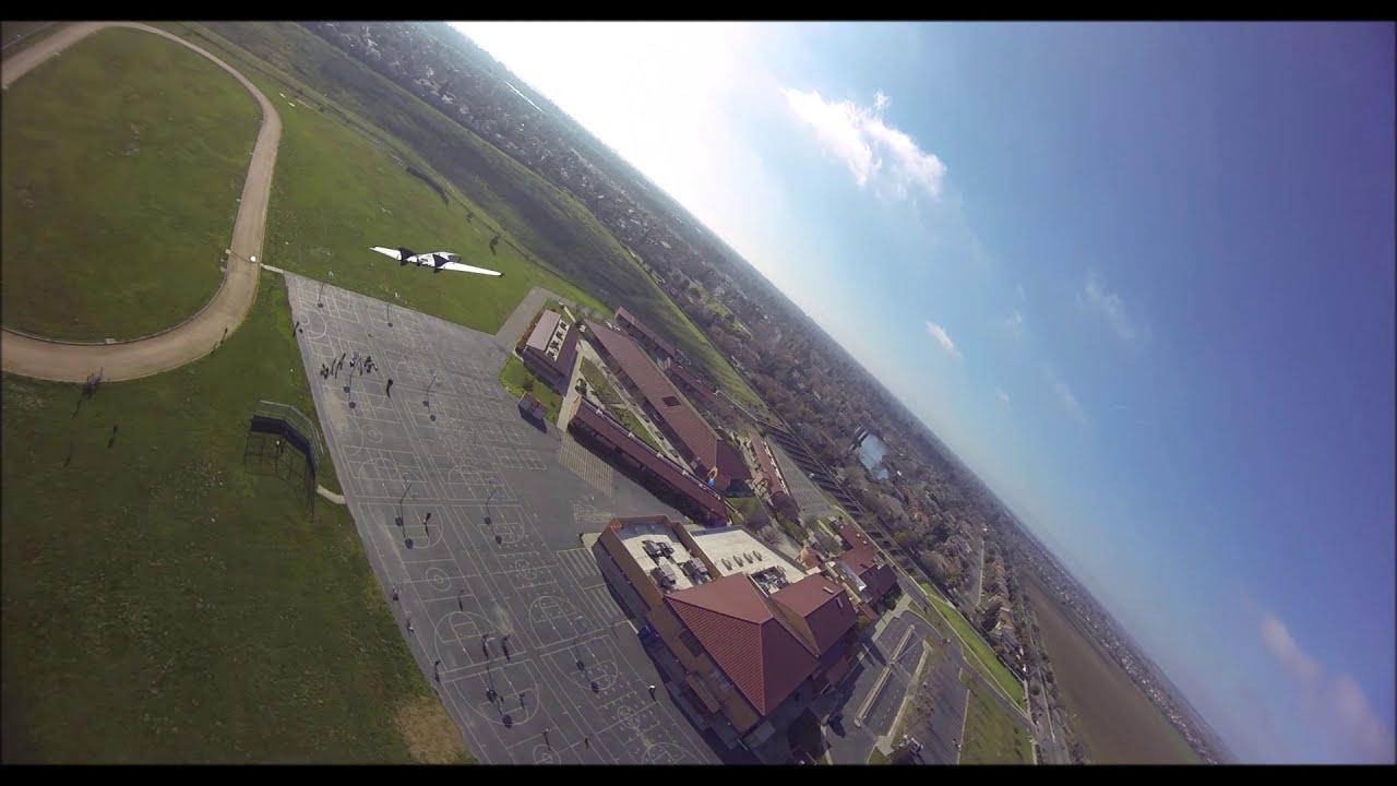 CA FPV Chase // Drak & Skyhunter Proximity Flying фото