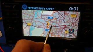 Nissan (2008-14) на Sd карте - навигационные карты Европы от Xanavi.ru