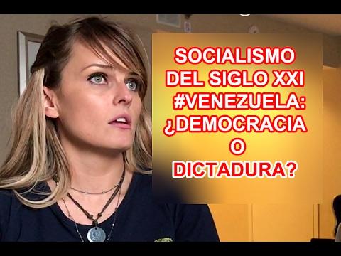 Gloria Álvarez: Ni izquierda, ni derecha. Ni Maduro, ni Leopoldo