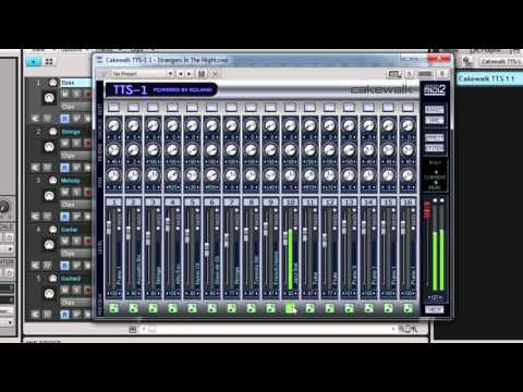MIDI File to a Song with Music Creator 7 - Part 2