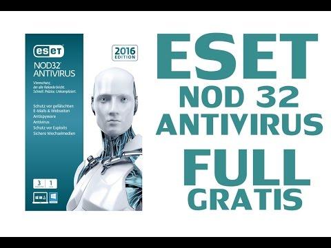 Eset Nod 32 Version 8 Full de por vida 32&64 Bits Español