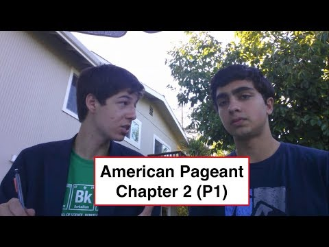 APUSH Chapter 2 (P1) - American Pageant