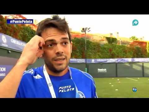 Los chicos del Chelsea FC Foundation