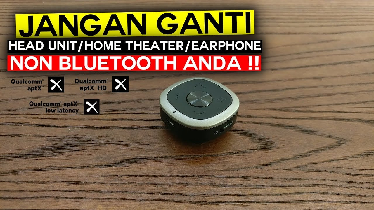 Gadget Unboxing Bluetooth Audio Adapter Sk Bti 031 Indonesia Youtube