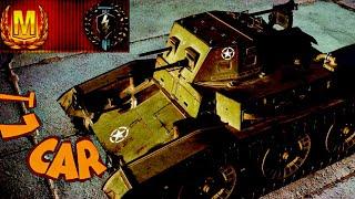 Т7 Combat Car !!! Мастер !!!