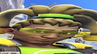 LUCIO THROWS THE GAME - Overwatch