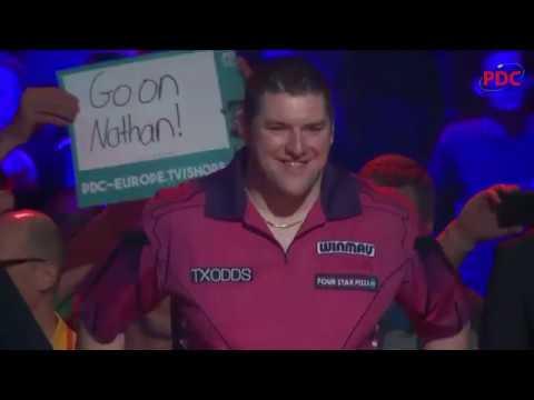 Mensur Suljovic vs. Daryl Gurney | German Darts Open 2019 | Round 3