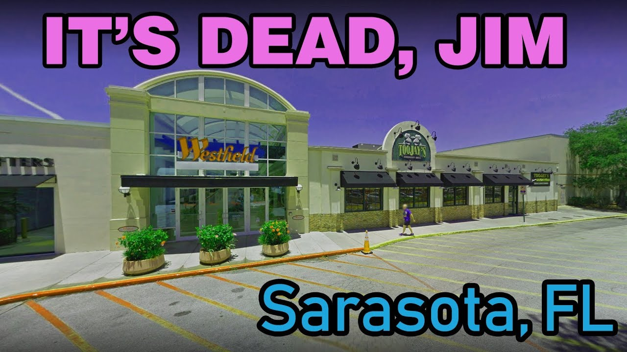 ITS A DEAD MALL Westfield Siesta Key Sarasota FL YouTube - Car show sarasota square mall