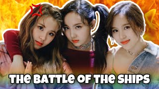Download the ultimate battle of TWICE's ships