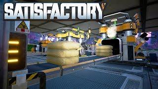 Satisfactory 07 | Beton anrühren leicht gemacht | Gameplay German Deutsch thumbnail