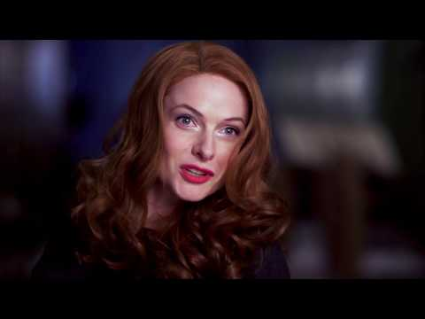 "THE GREATEST SHOWMAN ""Jenny Lind"" Behind The Scenes Interview - Rebecca Ferguson"