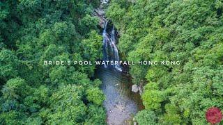 Bride's Pool Waterfall, Hong Kong (4K Drone Video) - A Hidden Gem In Hong Kong