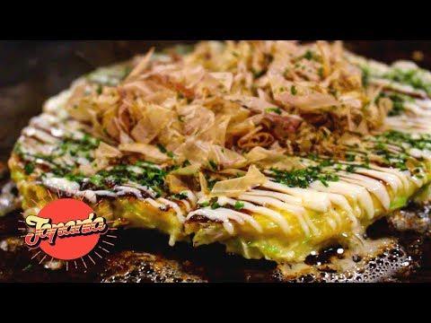 Okonomiyaki, La Pizza Japonaise ! (Quoi Manger Au Japon ?)