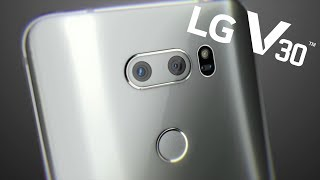 The LG V30 - Create Cinematic Videos On Your Smartphone