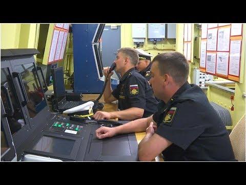 Корабли ВМФ России прибыли на сирийскую базу Тартус