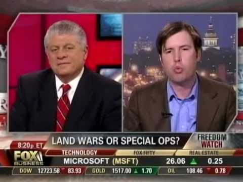 Jack Hunter on Freedom Watch: Liberty & Foreign Policy