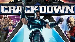 CGRundertow CRACKDOWN for Xbox 360 Video Game Review
