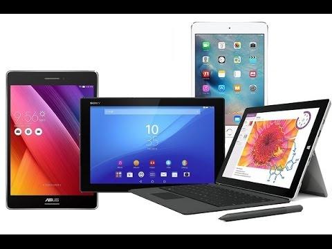 Какой планшет купить в 2016 году? (ИМХО)