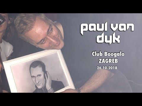 Paul Van Dyk - Music Rescues Me Album Tour, Club Boogaloo (26.10.2018)