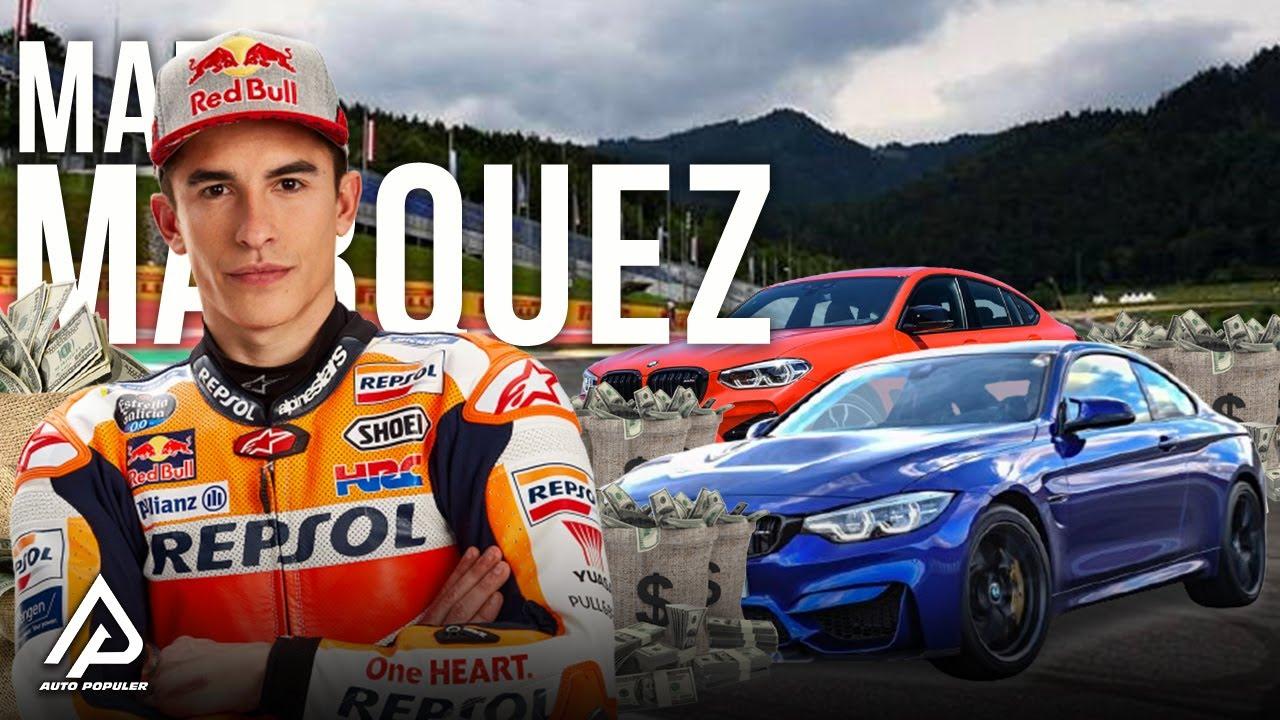Juara Dunia Motogp, Apakah Marquez Mengalahkan Kekayaan Rossi?