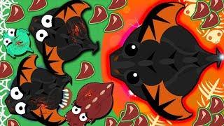 Mope.io BLACK DRAGON KILLS ALL! 1V1 TO BLACK DRAGON!