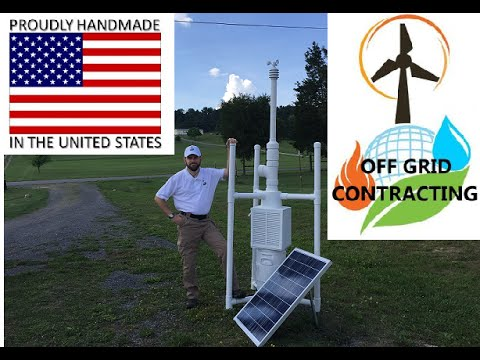Off Grid Atmospheric Water Generators now available custom built by Off Grid Contracting