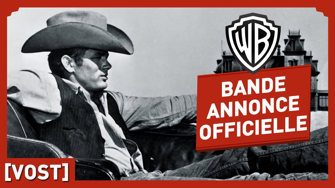 GÉANT - Bande Annonce Officielle (VOST) - James Dean / Elizabeth Taylor