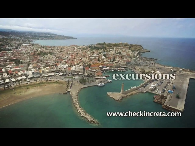 checkinCreta travel services - excursions !!