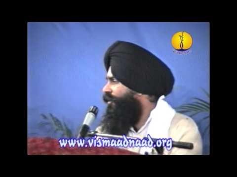 Bhai Sahib Bhai Pinderpal Singh Ji - AGSS 2001
