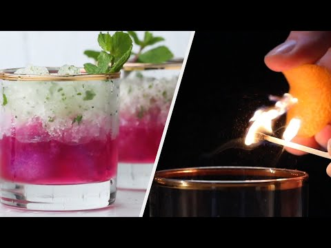 12 Drinks That Will Help You Gain Professional Bartender Status • Tasty