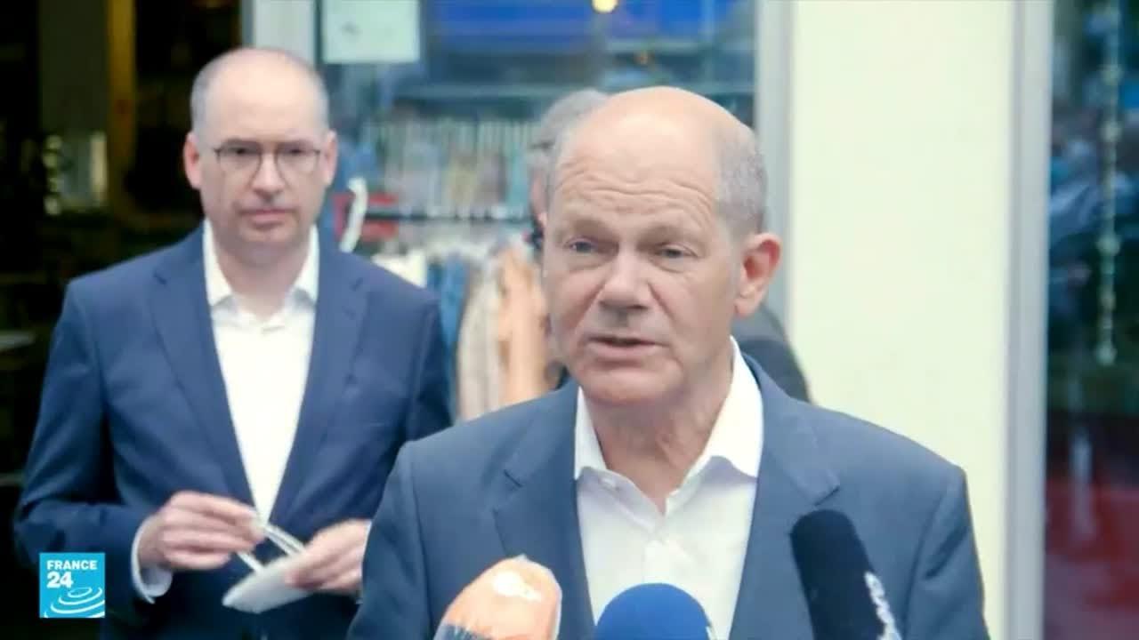 أولاف شولز مرشح الحزب الاشتراكي الديمقراطي..هل هو المرشح المفضل للألمان؟  - 19:55-2021 / 9 / 20