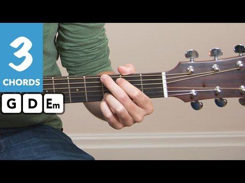 Songbird | Oasis | Easy Beginner Guitar Songs (How to play Guitar)