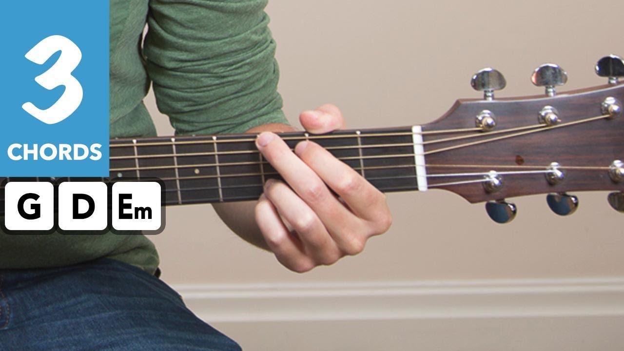 Songbird Oasis Easy Beginner Guitar Songs How To Play Guitar