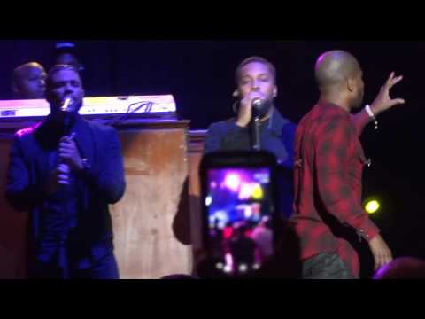 Kirk Franklin Silver And Gold Macon 2016