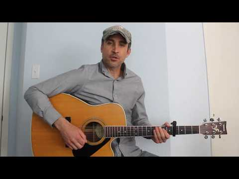 I Was Jack (You Were Diane) Jake Owen - Guitar Lesson | Tutorial