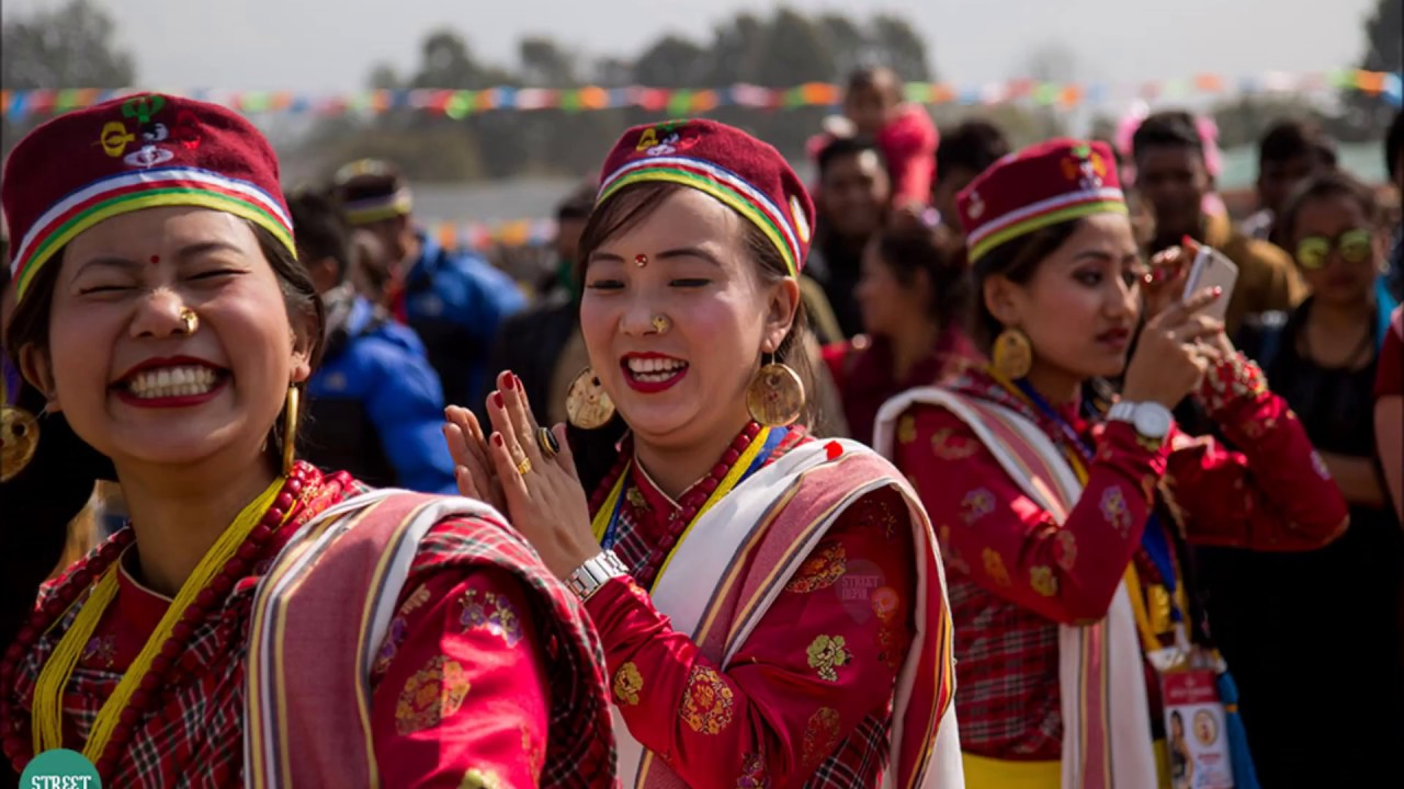 Mongoloid race of Nepal