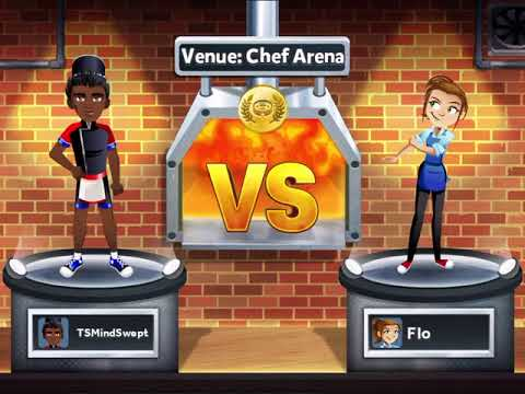 Restaurant Dash - Chef Arena (Part 3)