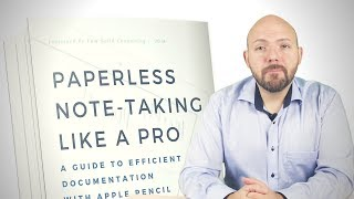 📝📲Paperless Note Taking Like a Pro - NEW eBook on Pre-Sale