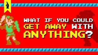 Get Away With Anything? (Plato + Zelda) – 8Bit Philosophy