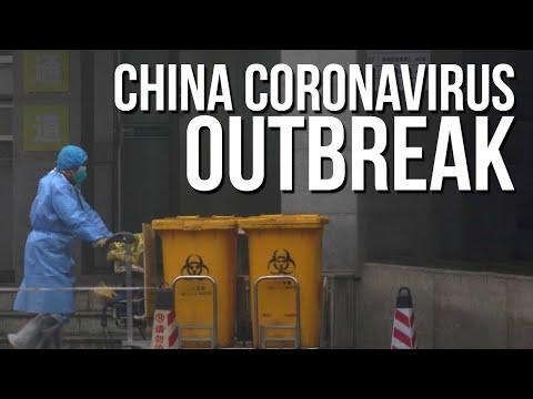 China Coronavirus Outbreak