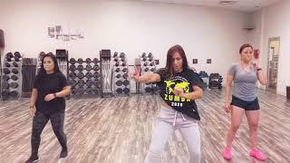 DEMBOW Yandel & Rauw Alejandro Dance Fitness