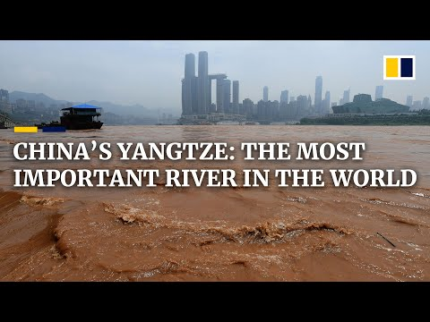 The Yangtze River: Why China's 'beating heart' is too big to fail