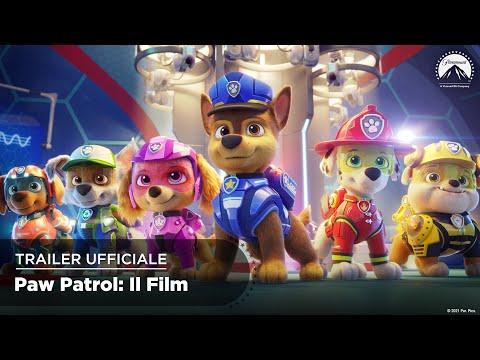 PAW Patrol: Il Film - Trailer Ufficiale
