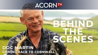 Acorn TV Exclusive | Doc Martin Season 9 | Coming Back to Cornwall